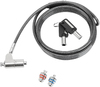 Targus 2m DEFCON 3-in-1 Keyed Cable Lock