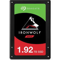 Seagate IronWolf 110 1.92TB 2.5 inch SATA III 3D TLC Internal Solid State Drive