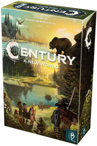 Century: A New World (Board Game) - Cover