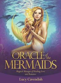 Oracle of the Mermaids - Lucy Cavendish (Mixed media product) - Cover