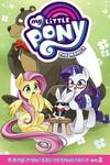My Little Pony: The Manga - A Day In The Life Of Equestria - David Lumsdon (Paperback)