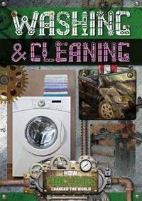 Washing and Cleaning - Robin Twiddy (Hardcover) - Cover