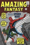 The Amazing Spider-man Omnibus 1 - Stan Lee (Hardcover)