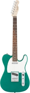 Squier Affinity Series Telecaster Electric Guitar (Race Green)