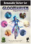 Gloomhaven - Forgotten Circles Expansion Sticker Set (Board Game)