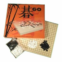 Go Deluxe boxed set for Beginners (Board Game) - Cover