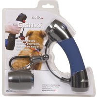 I'm Gismo - Handle with Poop Bag Dispenser - Midnight Blue - Cover