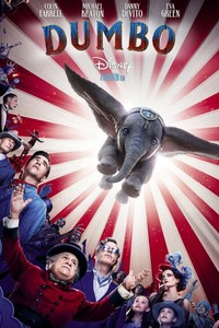 Dumbo (Live Action) (DVD) - Cover