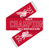 Liverpool 2018/19 Champions Scarf