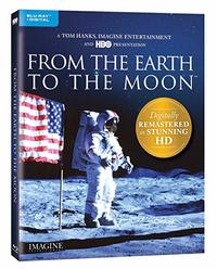 From the Earth to the Moon (Region A Blu-ray) - Cover