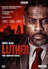 Luther: Complete Series (Region 1 DVD)