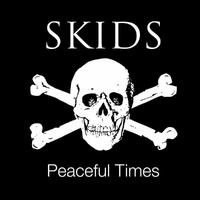 Skids - Peaceful Times (CD) - Cover