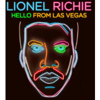 Lionel Richie - Hello From Las Vegas (CD)