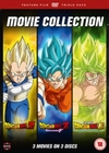 Dragon Ball Trilogy: Battle of Gods/resurrection 'F', Broly (DVD)