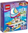 LEGO® Friends - Sunshine Catamaran (603 Pieces)