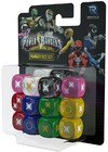 Power Rangers: Heroes of the Grid - Ranger Dice Set (Miniatures)
