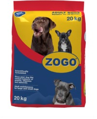 Zogo - Dry Dog Food - Beef (20kg) - Cover