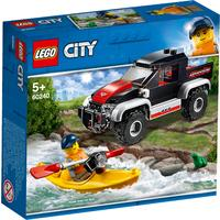 LEGO® City - Kayak Adventure (84 Pieces)
