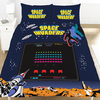 Space Invaders - Coin Duvet (Double)