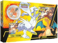Pokémon TCG - Reshiram & Charizard-GX Figure Collection (Trading Card Game) - Cover