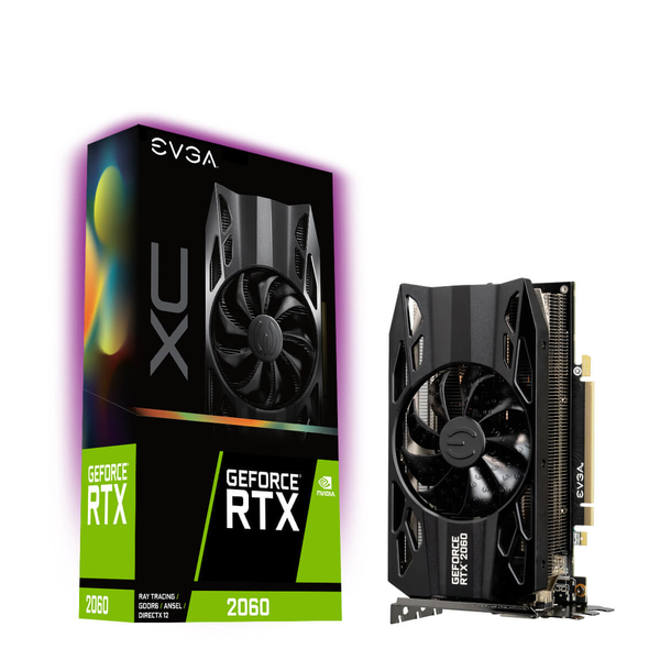 EVGA GeForce RTX 2060 XC GAMING 6GB GDDR6 Graphics Card