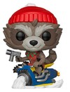 Funko Pop! Marvel - Holiday - Rocket Vinyl Figure