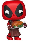 Funko Pop! Marvel - Holiday - Deadpool Vinyl Figure
