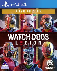 Watch Dogs: Legion - Gold Edition (PS4/PS5 Upgrade Available)