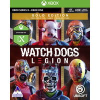 Watch Dogs: Legion - Gold Edition (Xbox One)