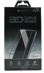 Mocoll - 3D 9H Tempered Glass Full Cover 0.3mm iPhone XR - Black