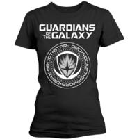 Guardians of the Galaxy - Seal Ladies T-Shirt (X-Large)