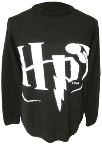 Harry Potter - Unisex Knitted Jumper (Large) - Cover