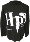 Harry Potter - Unisex Knitted Jumper (Large)