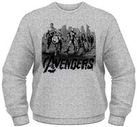 Marvel Avengers - Age of Ultron Team Art Mens Sweatshirt (Small) - Cover