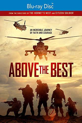 Above the Best (Region A Blu-ray)
