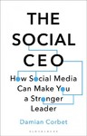The Social CEO - Damian Corbet (Hardcover)