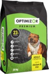 Optimizor - Premium Dry Dog Food - Chicken & Rice (20kg)