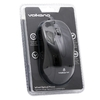 Volkano Earth Series Wired Optical Mouse - Black