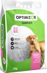 Optimizor - Complete Dry Puppy Food - Beef (8kg 22% Protein)