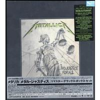 Metallica - And Justice For All (CD/Vinyl/DVD/SHM-CD)