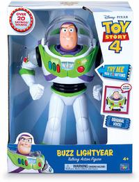Toy Story 4 - Buzz Lightyear Talking Action Figure