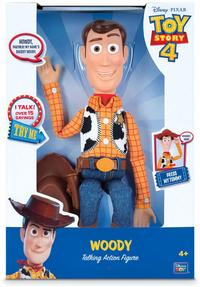 Toy Story 4 - Woody Talking Action Figure
