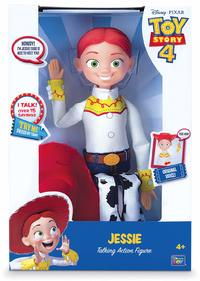 Toy Story 4 - Jessie Talking Action Figure
