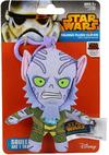 Jazwares - Star Wars - Zeb, mini plush figure with sound (Clip On)