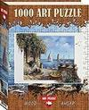 Art Puzzle - It Was Here Wooden Puzzle (1000 Pieces)