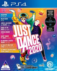 Just Dance 2020 (PS4) - Cover