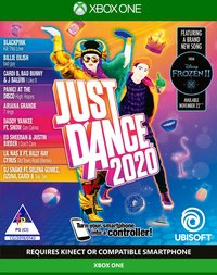 Just Dance 2020 (Xbox One) - Cover