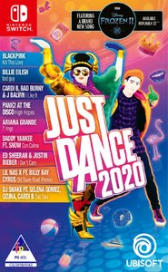 Just Dance 2020 (Nintendo Switch) - Cover