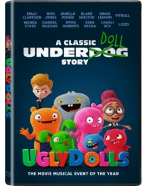 Ugly Dolls (DVD) - Cover