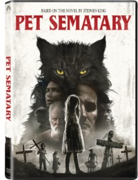 Pet Sematary (DVD) - Cover